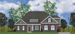 The Shelburne - Hampton Ridge: Owens Cross Roads, Alabama - Goodall Homes