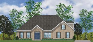 The Ellstowe - Hampton Ridge: Owens Cross Roads, Alabama - Goodall Homes