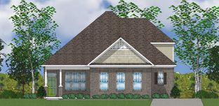 The Scarborough - Hays Farm - The Forge: Huntsville, Alabama - Goodall Homes