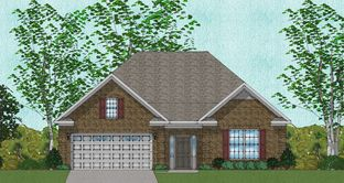 The Dalton - Huntsville - Chadwick Pointe: Harvest, Alabama - Goodall Homes