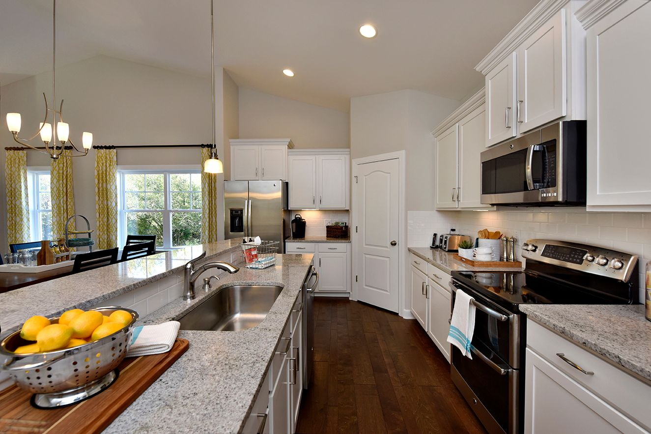 Kitchen featured in The Dalton - Huntsville By Goodall Homes in Huntsville, AL