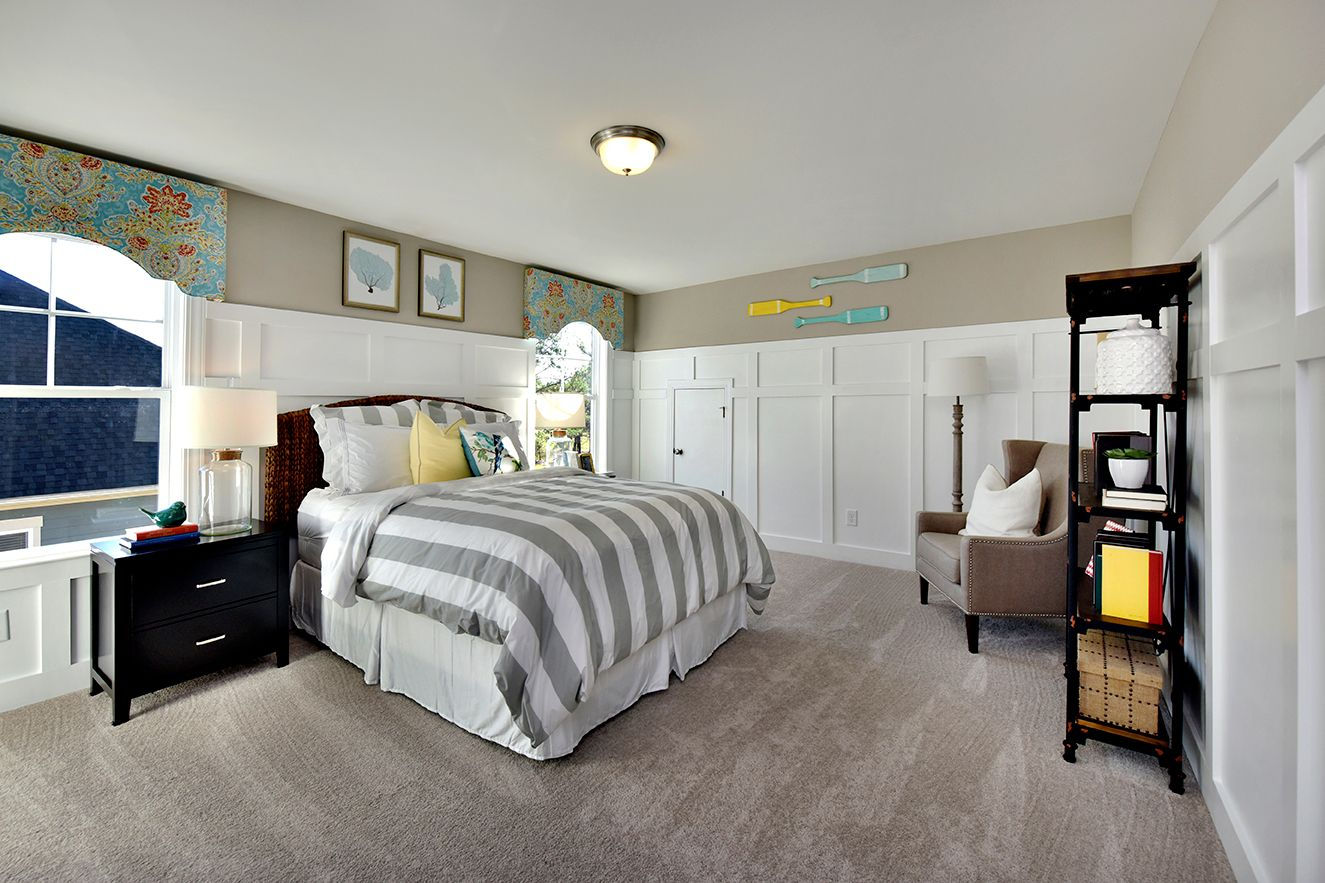 Bedroom featured in The Dalton - Huntsville By Goodall Homes in Huntsville, AL