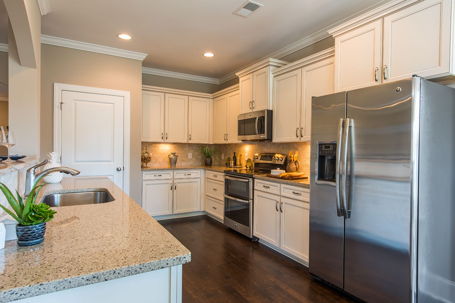 Kitchen featured in The Victor By Goodall Homes in Huntsville, AL
