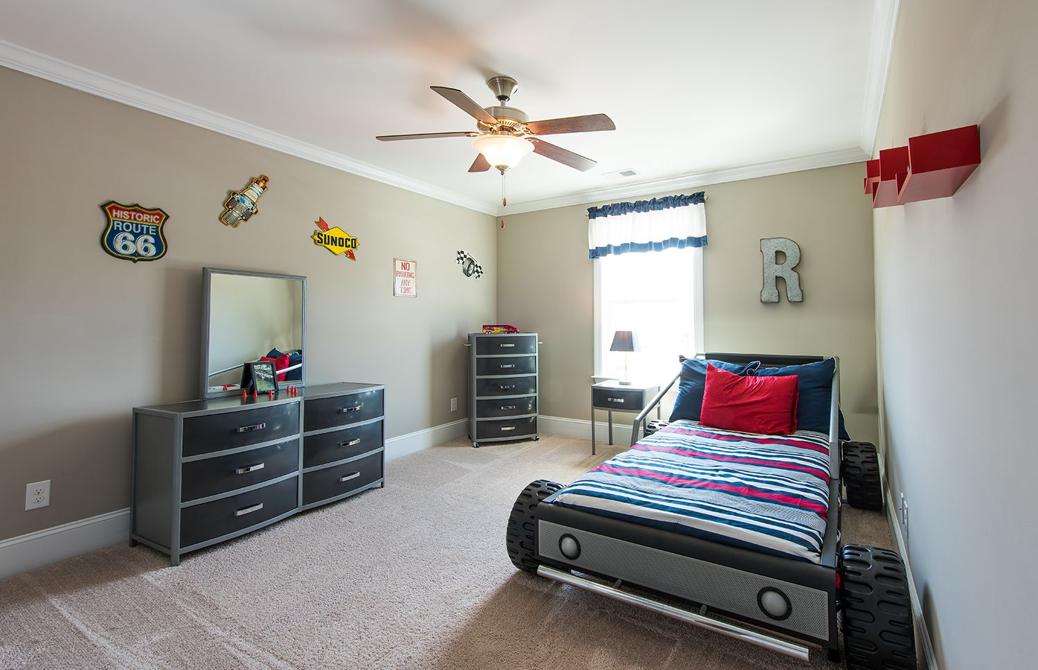 Bedroom featured in The Victor By Goodall Homes in Huntsville, AL
