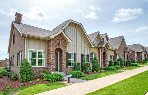 The Retreat at Fairvue by Goodall Homes in Nashville Tennessee