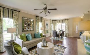 The Village at Ivey Farms by Goodall Homes in Knoxville Tennessee