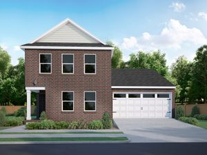 homes in Morganton Reserve by Goodall Homes
