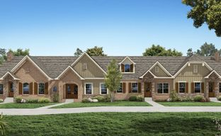 The Knoll at Fairvue Cottages by Goodall Homes in Nashville Tennessee