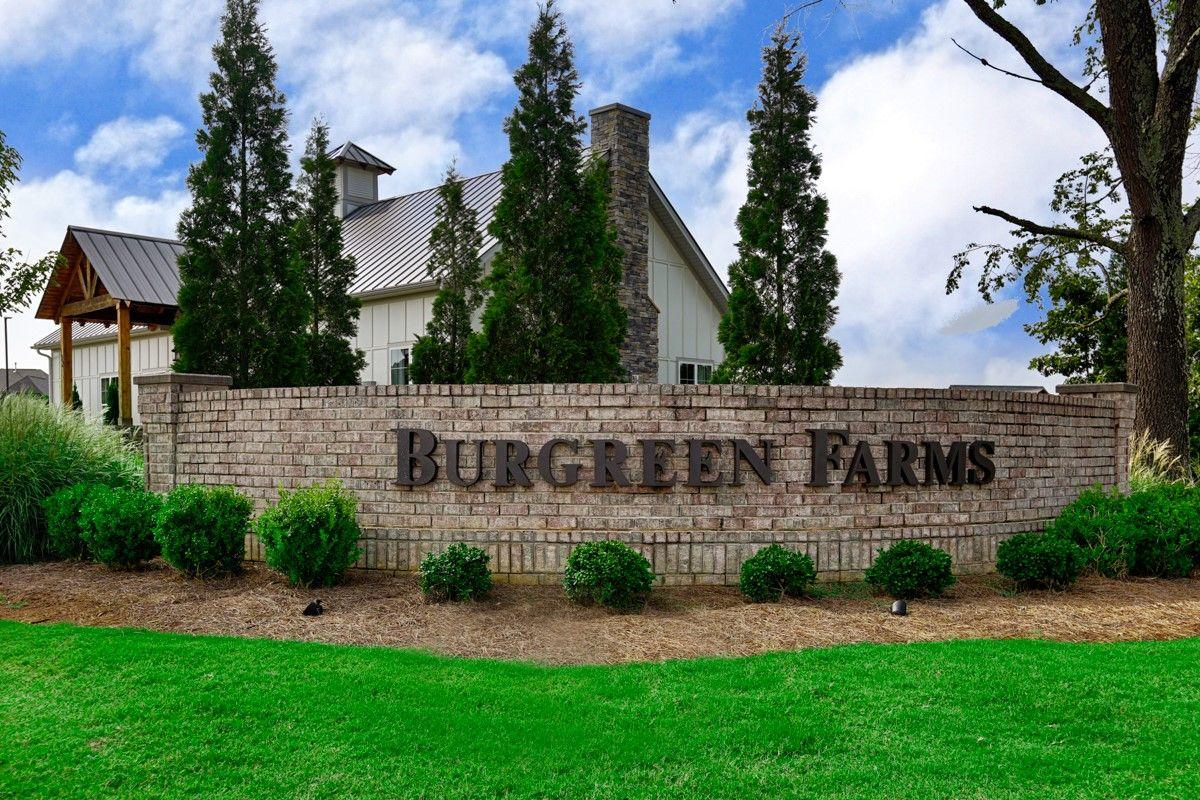 'Burgreen Village' by Goodall Homes in Huntsville