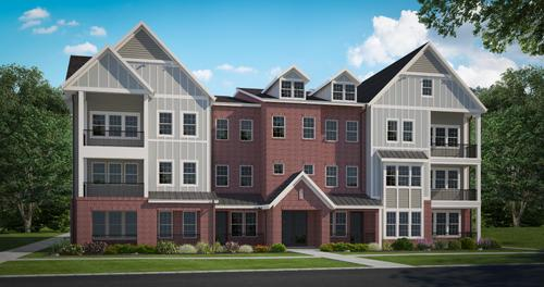 Shadow Green Flats by Goodall Homes in Nashville Tennessee