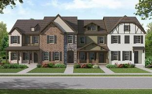 Shadow Green Townhomes by Goodall Homes in Nashville Tennessee