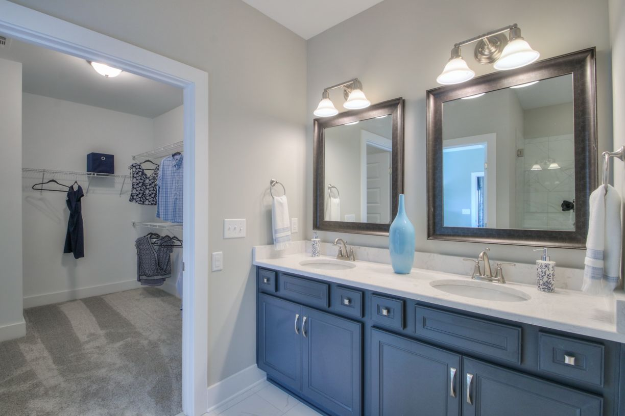 Bathroom featured in The Jefferson By Goodall Homes in Knoxville, TN