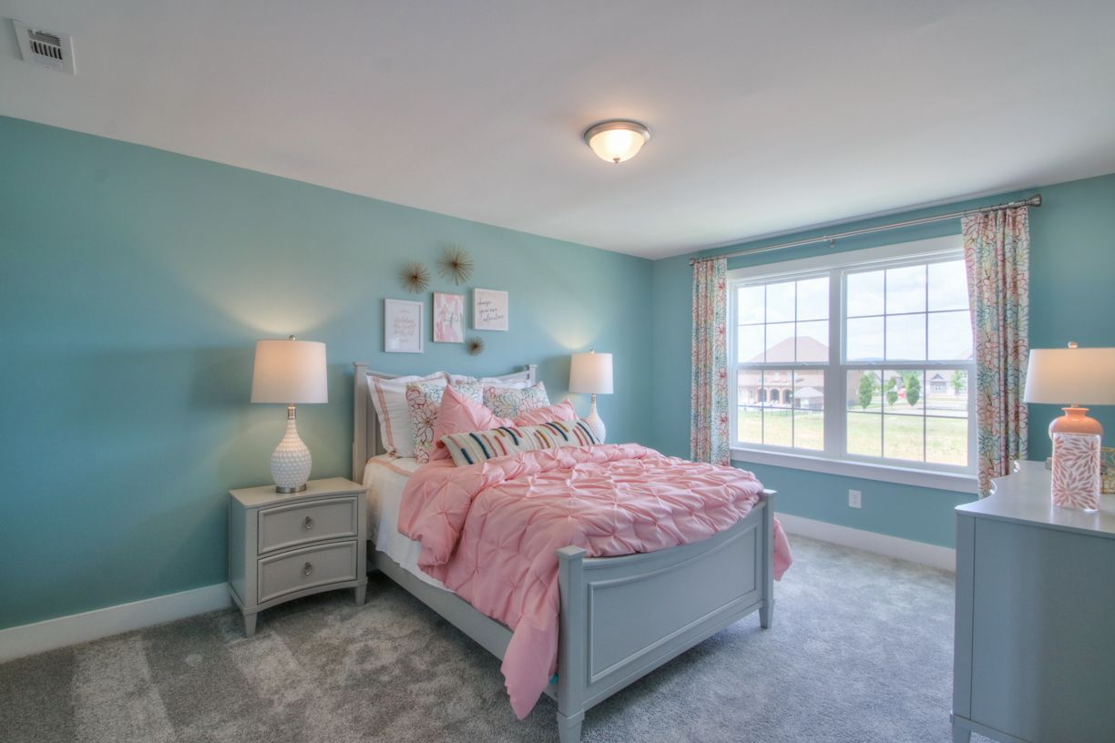 Bedroom featured in The Jefferson By Goodall Homes in Knoxville, TN