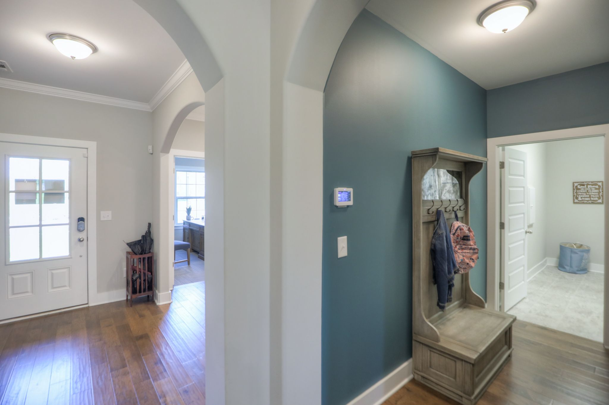 Living Area featured in The Lexington By Goodall Homes in Chattanooga, TN