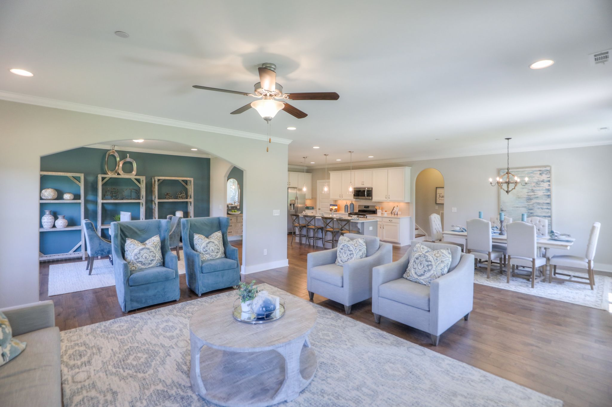 Living Area featured in the 8752 Stuart Farm Avenue By Goodall Homes in Owensboro, KY