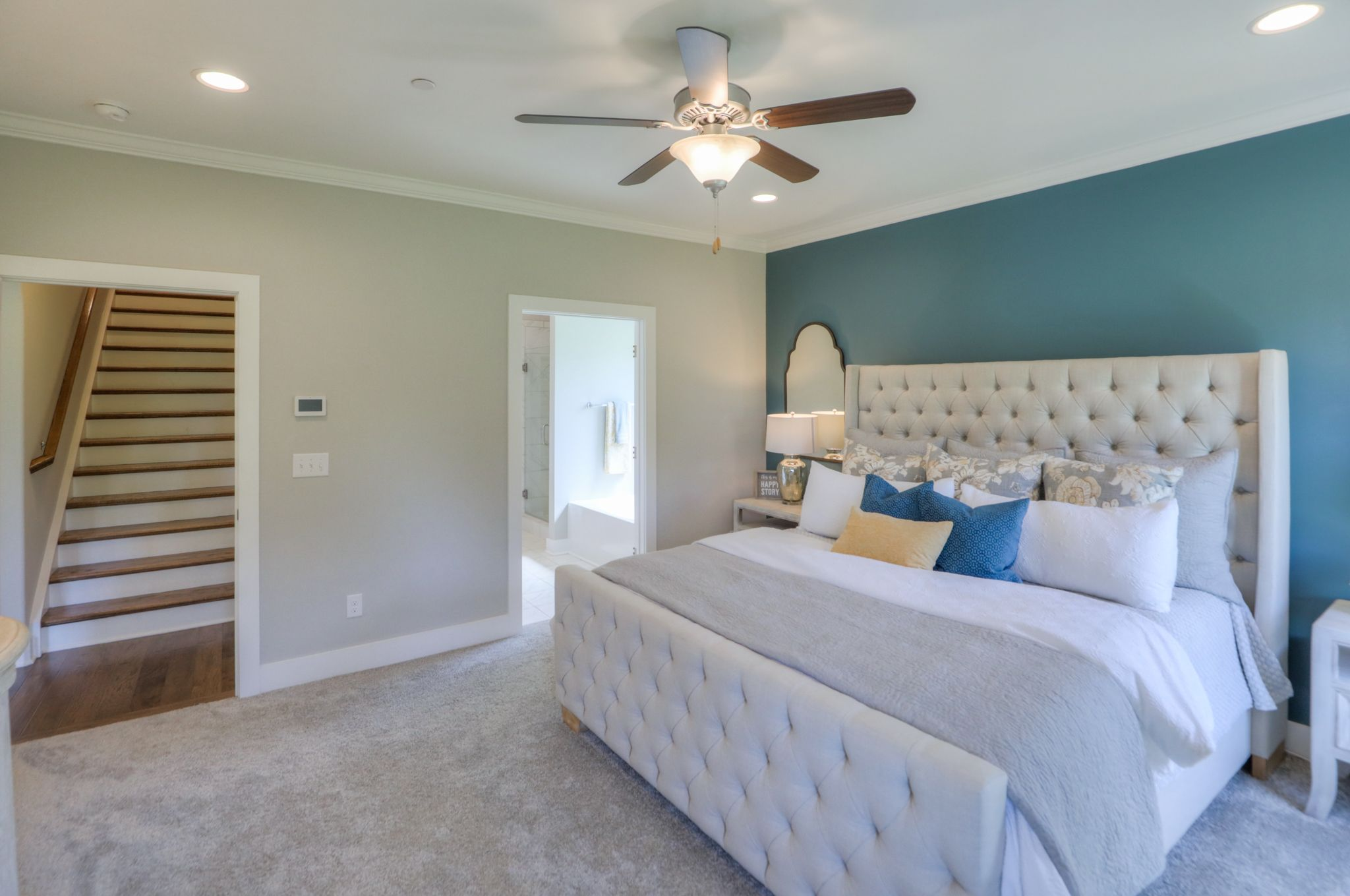 Bedroom featured in The Lexington By Goodall Homes in Chattanooga, TN