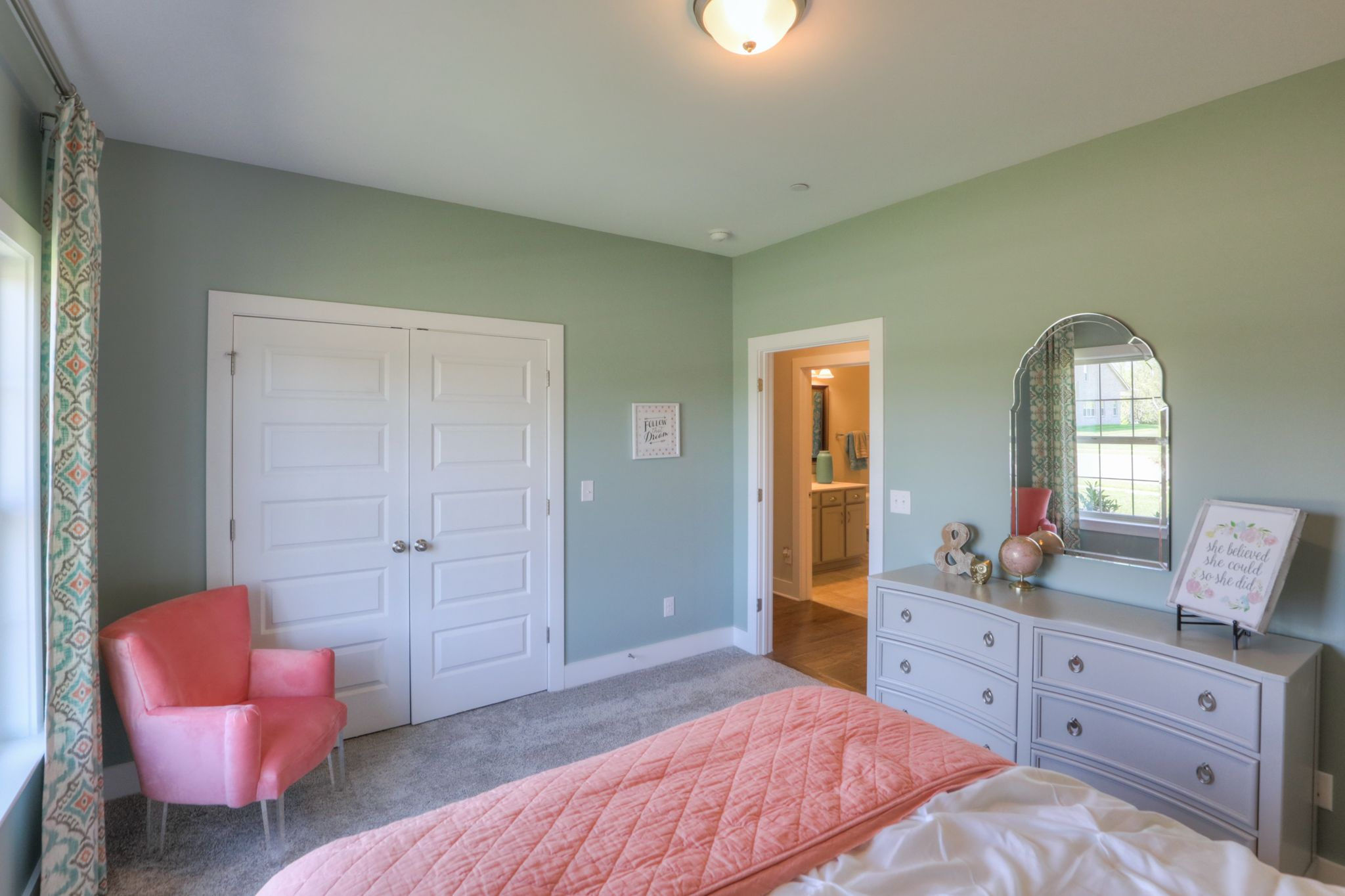 Bedroom featured in The Lexington By Goodall Homes in Knoxville, TN