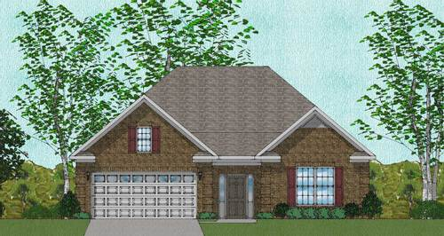 Burgreen Village by Goodall Homes in Huntsville Alabama
