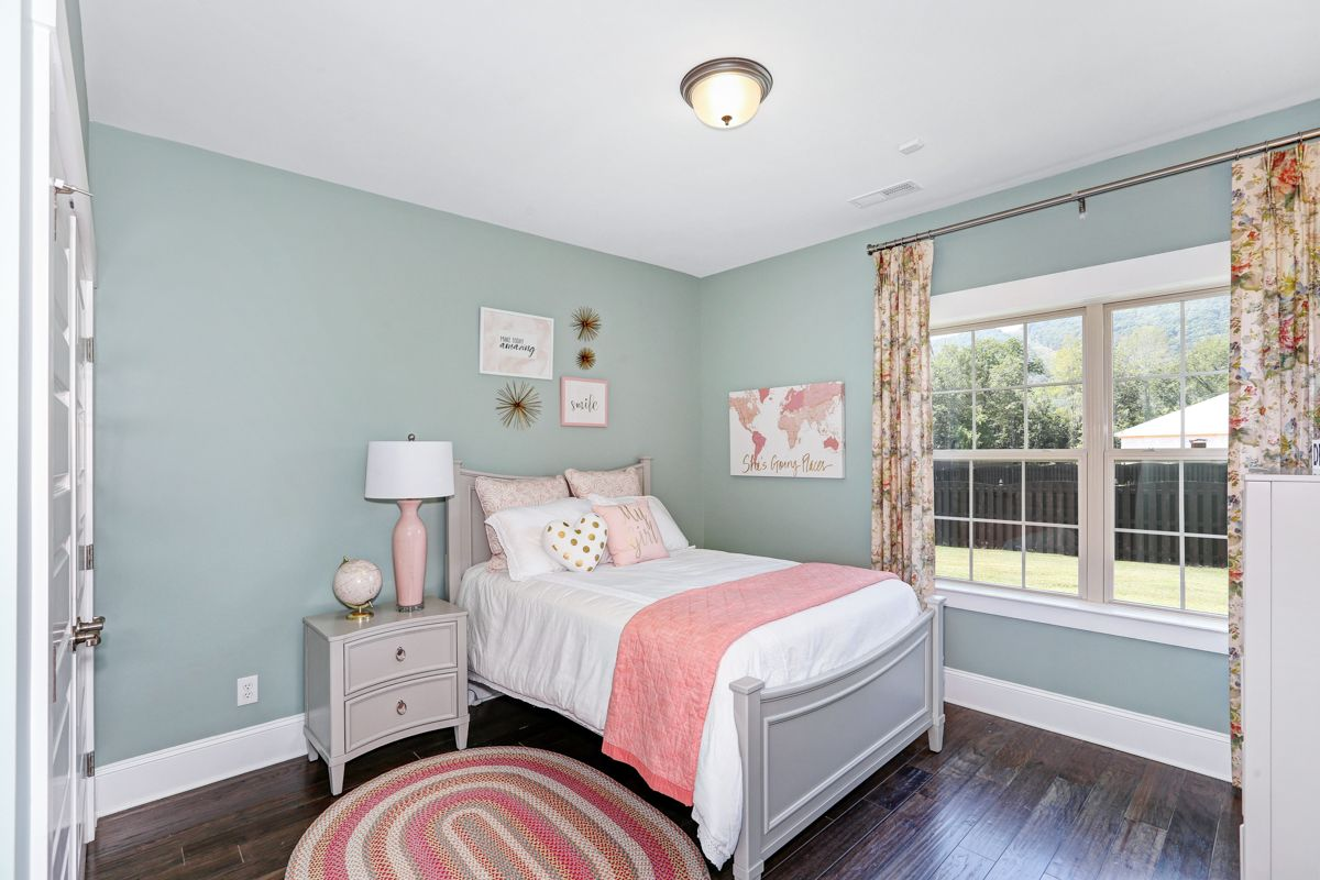 Bedroom featured in The Templeton By Goodall Homes in Huntsville, AL