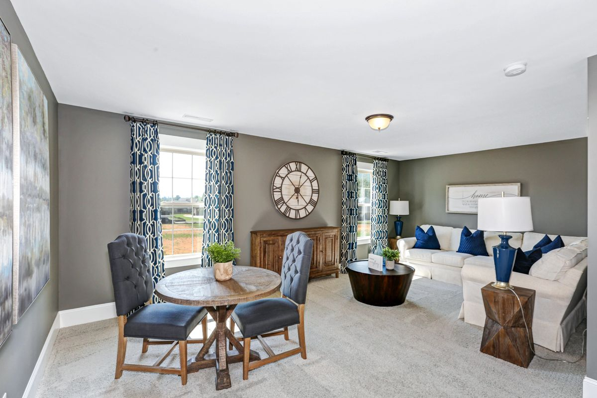 Living Area featured in The Templeton By Goodall Homes in Huntsville, AL