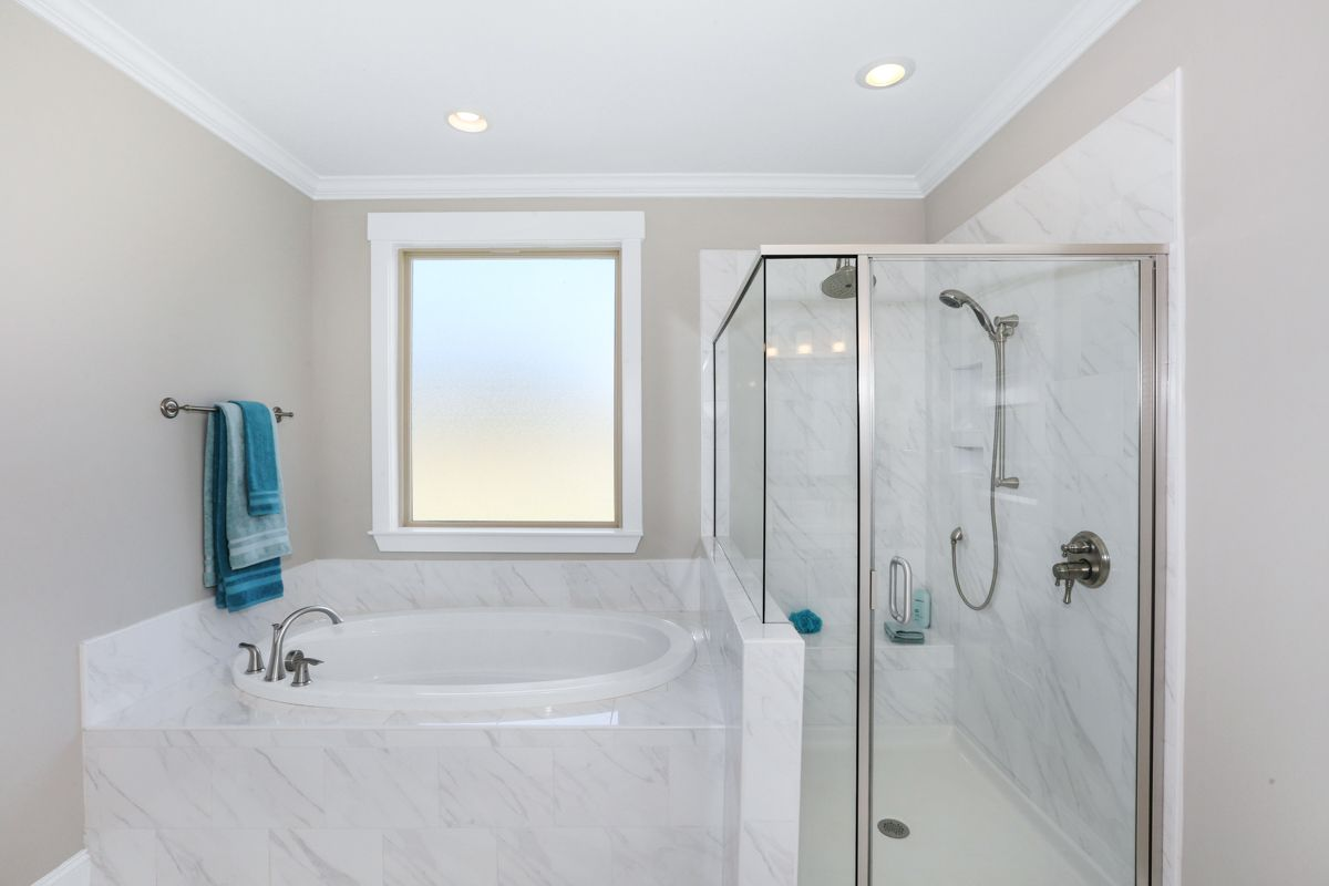 Bathroom featured in The Templeton By Goodall Homes in Huntsville, AL