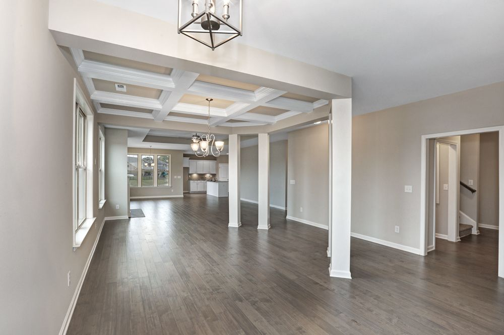 Living Area featured in The Scarborough By Goodall Homes in Huntsville, AL