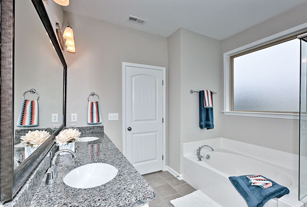 Bathroom featured in The Scarborough By Goodall Homes in Huntsville, AL