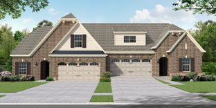 The Arlington - StoneBridge Villas: Lebanon, Tennessee - Goodall Homes