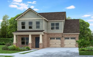 Patterson Farms by Goodall Homes in Nashville Tennessee