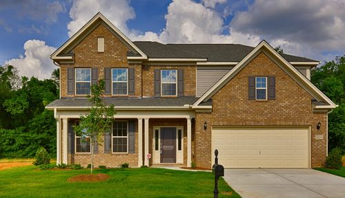 Chadwick Pointe by Goodall Homes in Huntsville Alabama