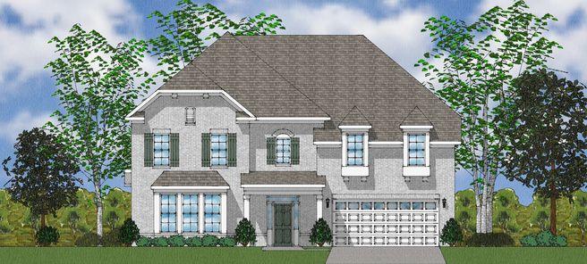 4521 Gresham Drive Lot 84 (The Duvall II)