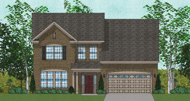14102 Grey Goose Lane Lot 21 (The Richardson)
