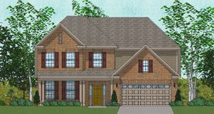 The Victor - Chadwick Pointe: Harvest, Alabama - Goodall Homes