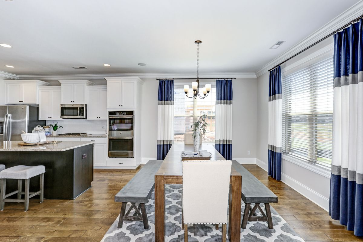 Kitchen featured in The Patterson II By Goodall Homes in Huntsville, AL