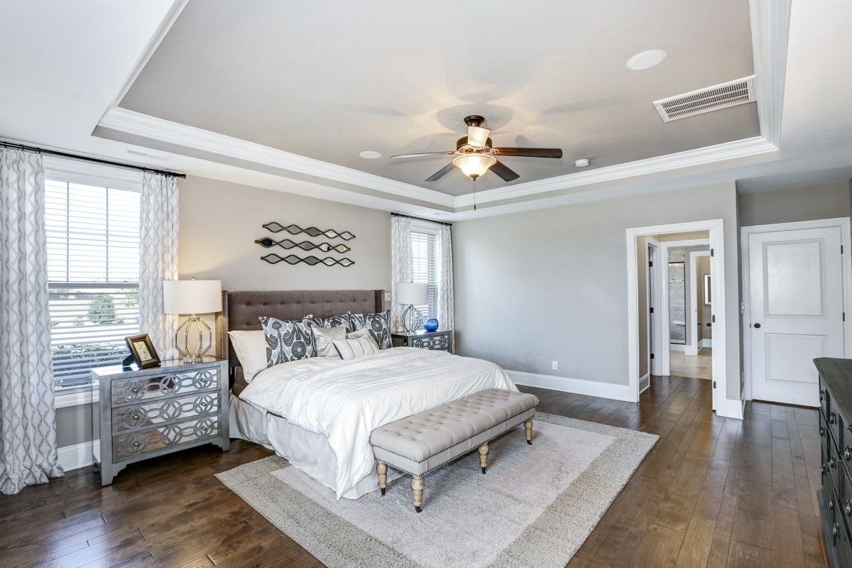 Bedroom featured in The Patterson II By Goodall Homes in Huntsville, AL