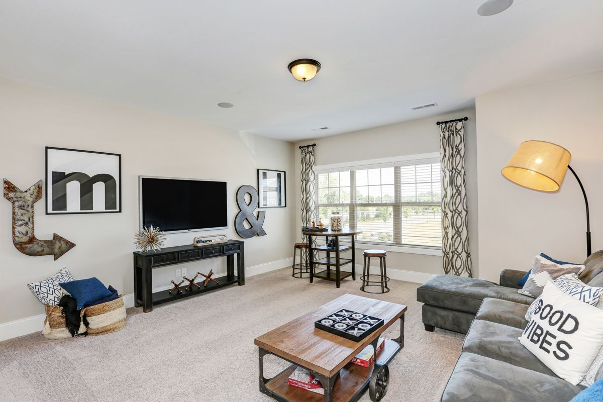 Living Area featured in The Patterson II By Goodall Homes in Huntsville, AL