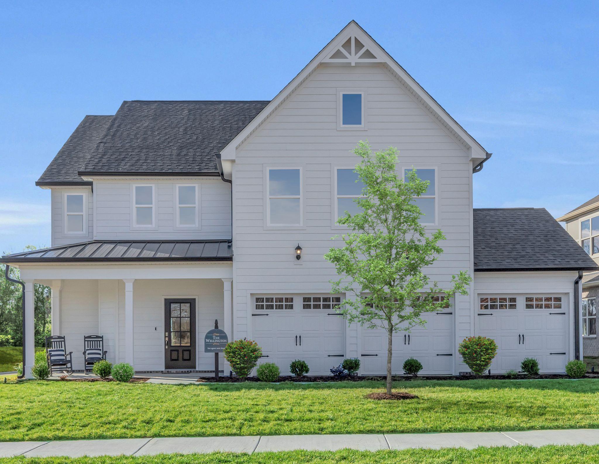'Bainbridge Park' by Goodall Homes in Chattanooga