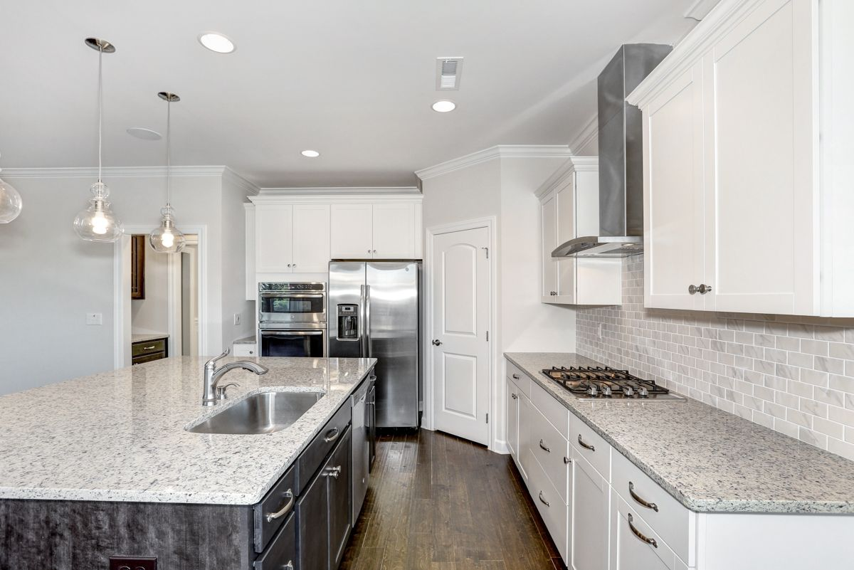 Kitchen featured in The Duvall II By Goodall Homes in Huntsville, AL