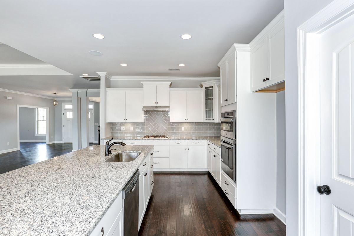 Kitchen featured in The Ellstowe By Goodall Homes in Huntsville, AL