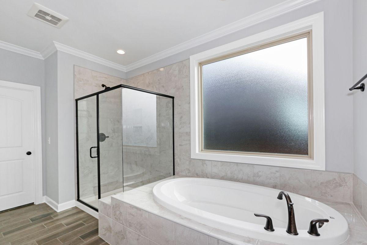 Bathroom featured in The Ellstowe By Goodall Homes in Huntsville, AL