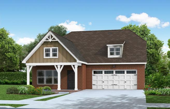 11940 Cordial Lane Lot 20 (The Springmont)