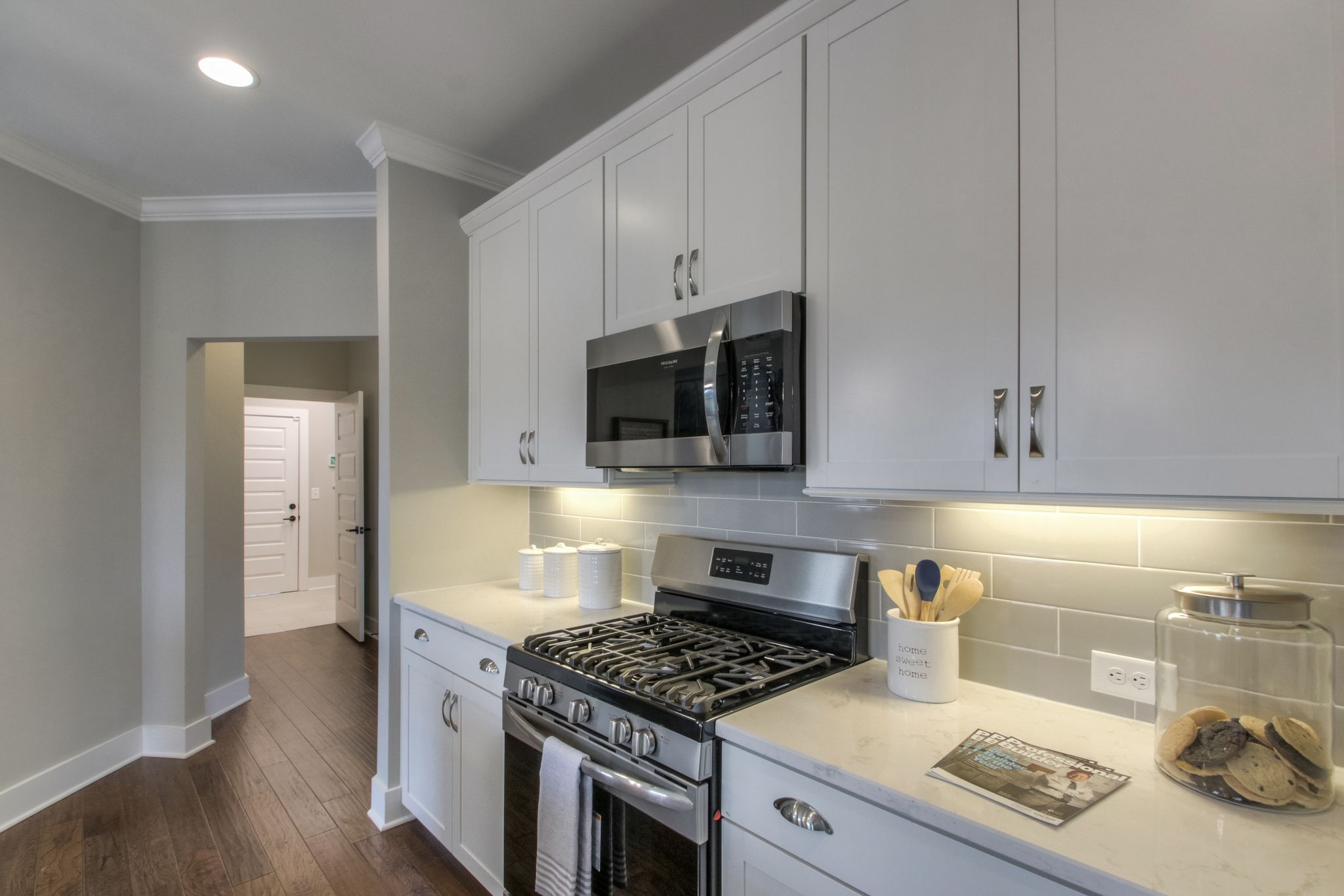 Kitchen featured in The Wellington By Goodall Homes in Chattanooga, TN