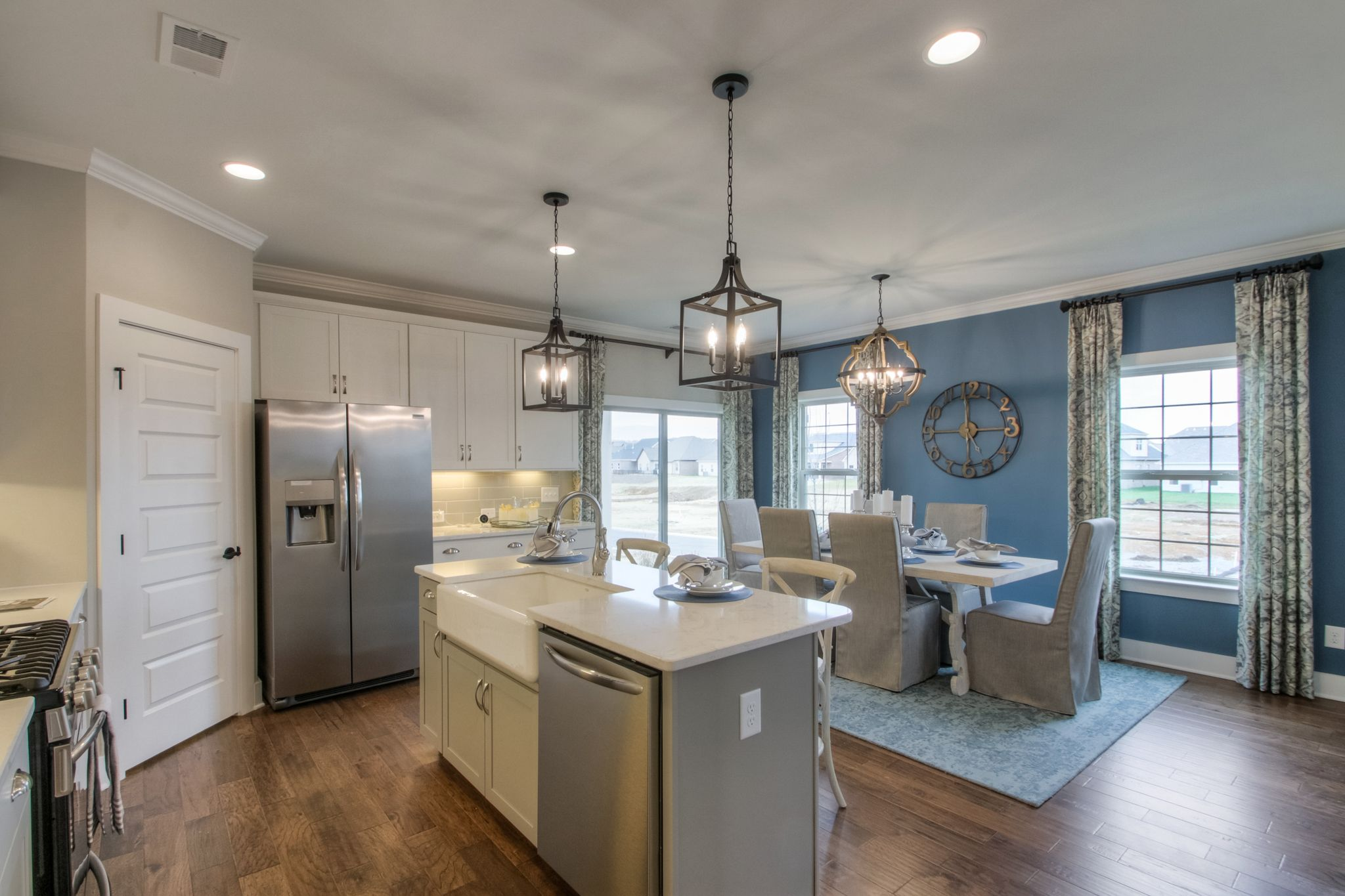 Kitchen featured in The Wellington By Goodall Homes in Knoxville, TN