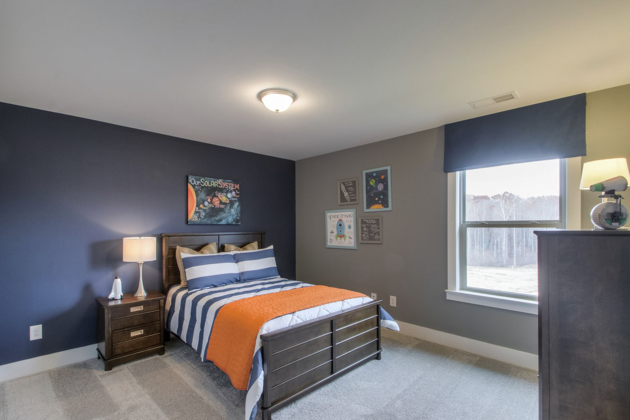 Bedroom featured in The Wellington By Goodall Homes in Chattanooga, TN