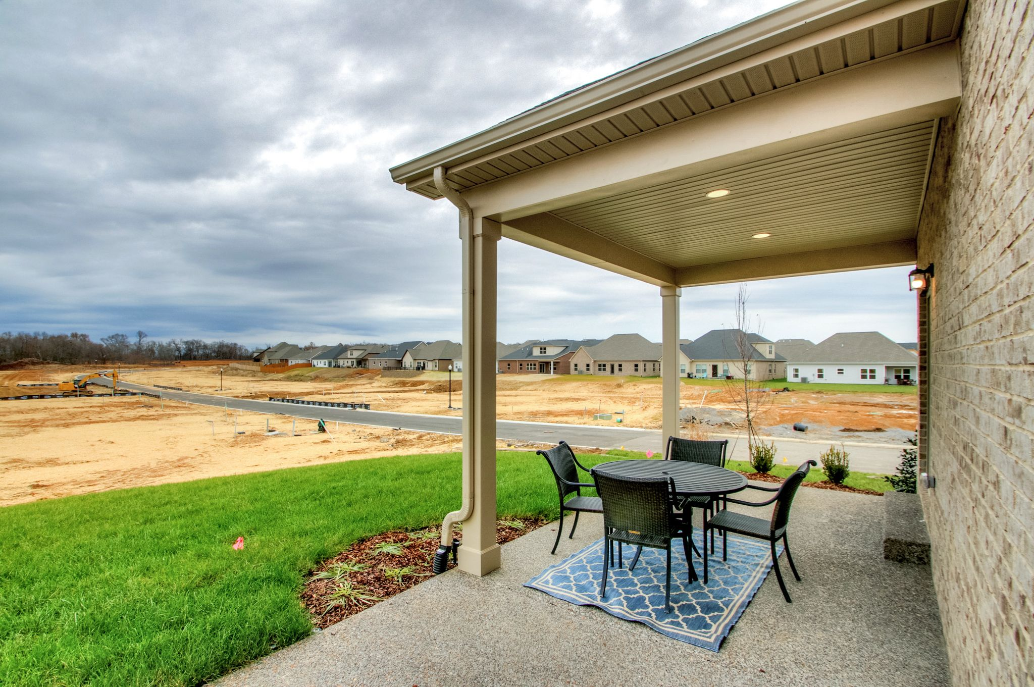 Exterior featured in The Wellington By Goodall Homes in Chattanooga, TN