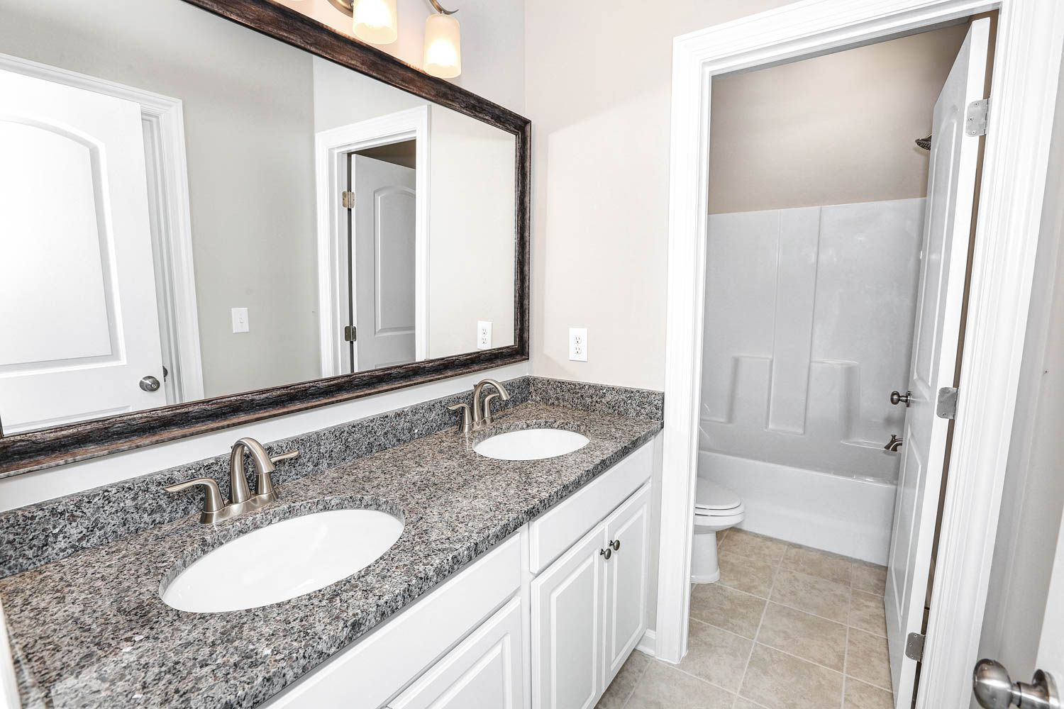 Bathroom featured in The Shelburne By Goodall Homes in Huntsville, AL