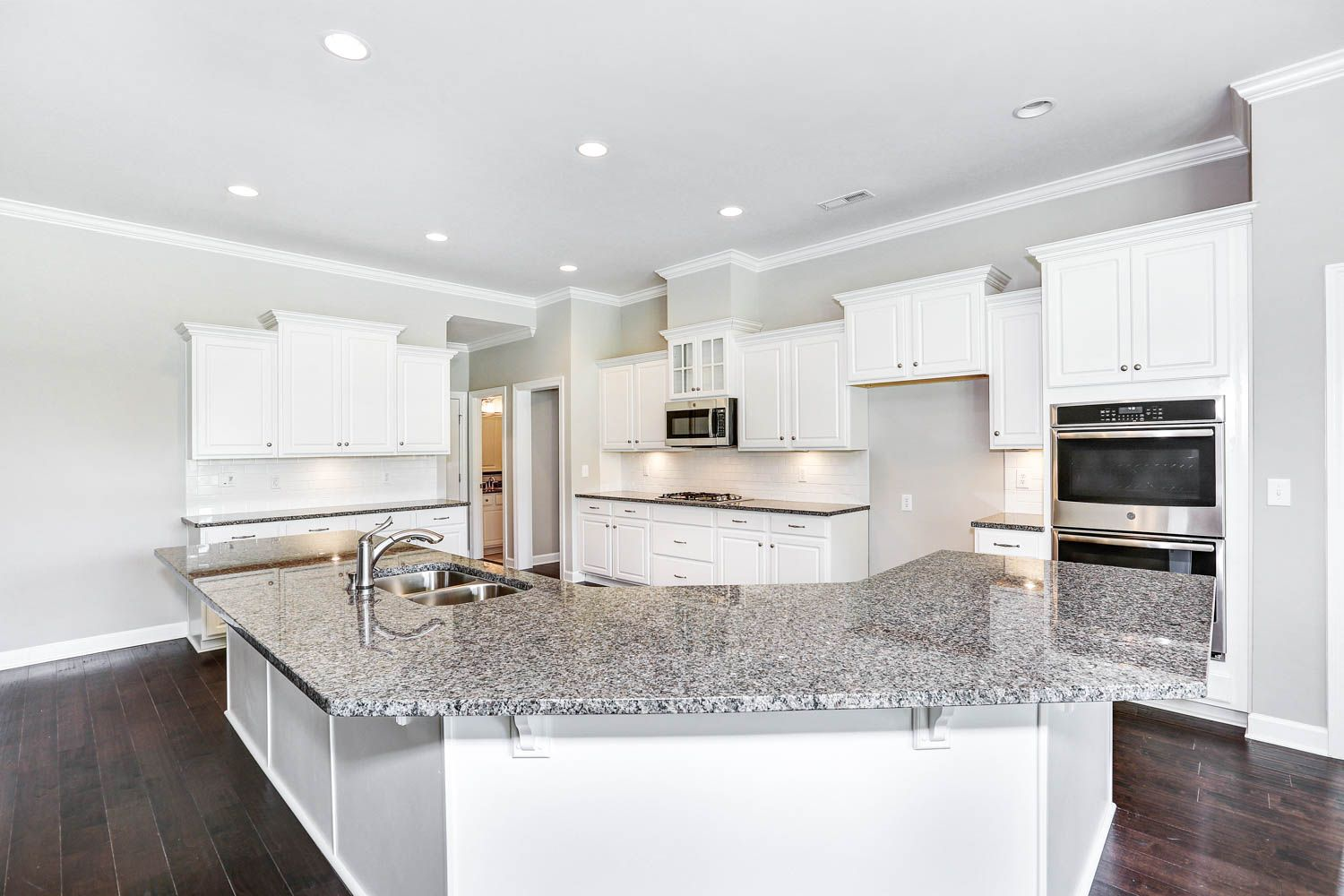 Kitchen featured in The Shelburne By Goodall Homes in Huntsville, AL