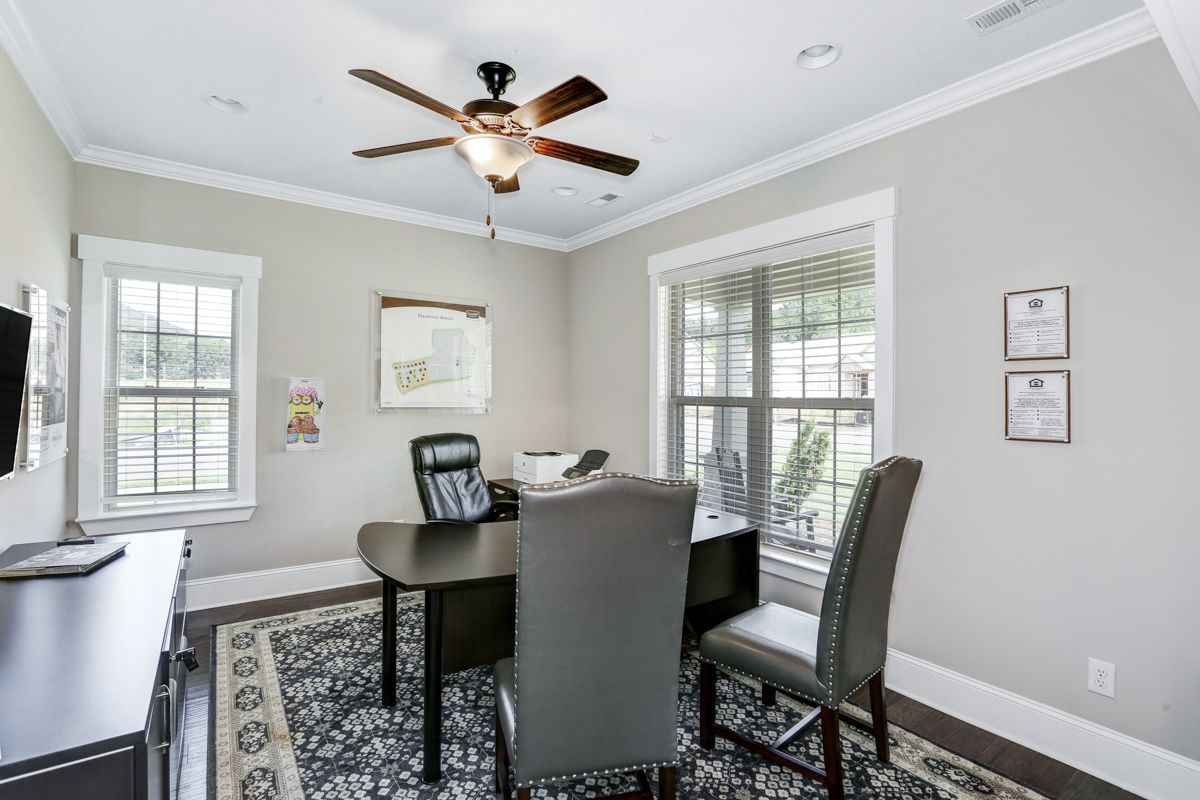 'Magnolia Terrace' by Goodall Homes in Huntsville