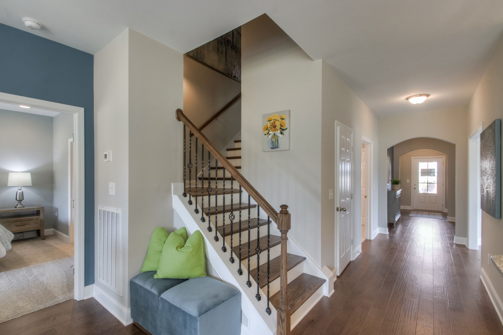 Living Area featured in The Arlington By Goodall Homes in Nashville, TN