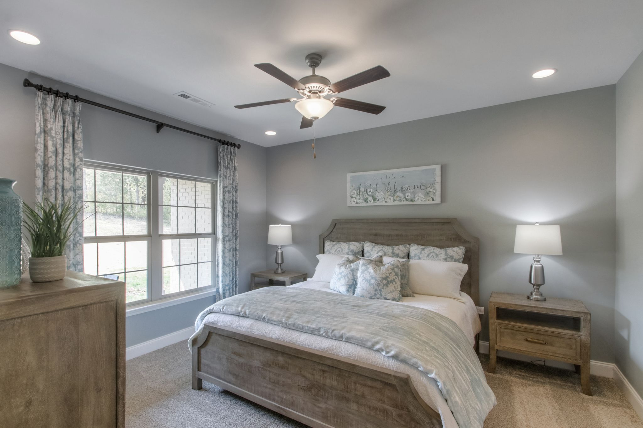 Bedroom featured in The Arlington By Goodall Homes in Nashville, TN